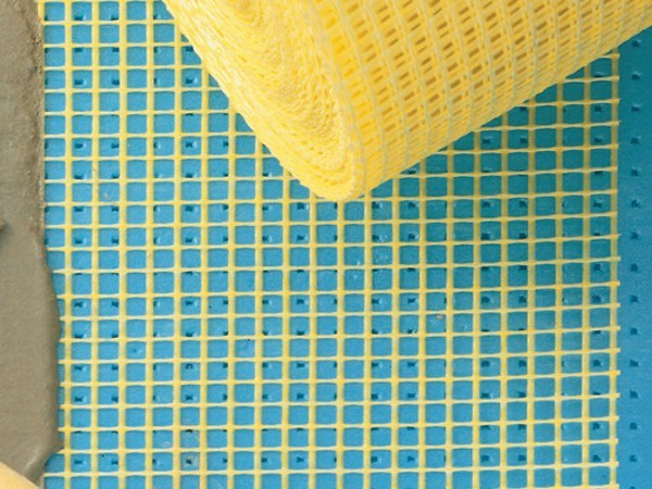 Mesh and reinforcement for plaster and skimming TENAX KAP by TENAX