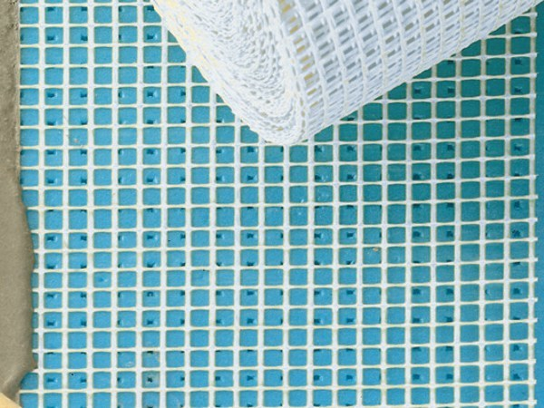 Mesh and reinforcement for plaster and skimming TENAX KAP/ETAG by TENAX