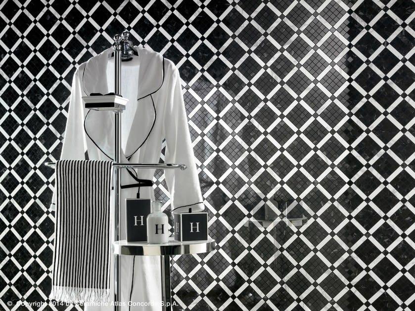 White-paste mosaic MARVEL PRO WALL | White-paste mosaic by Atlas Concorde