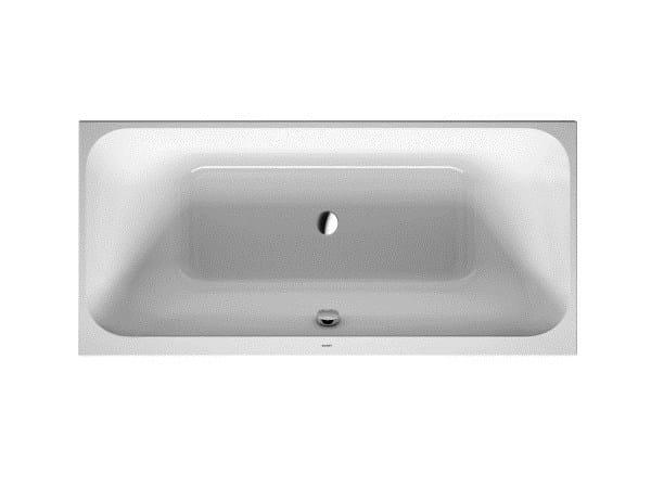 Vasche Da Bagno Incasso Duravit : Happy d vasca da bagno da incasso by duravit design sieger design