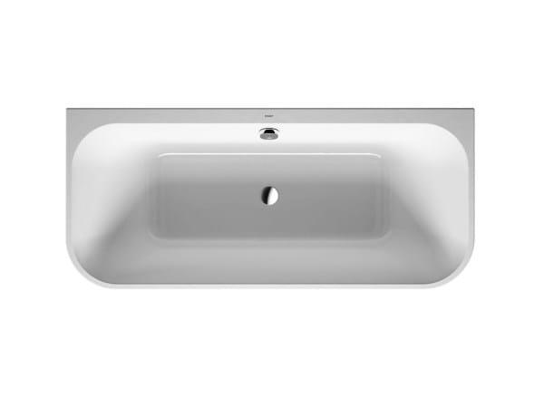 Acrylic bathtub HAPPY D.2 | Acrylic bathtub by Duravit