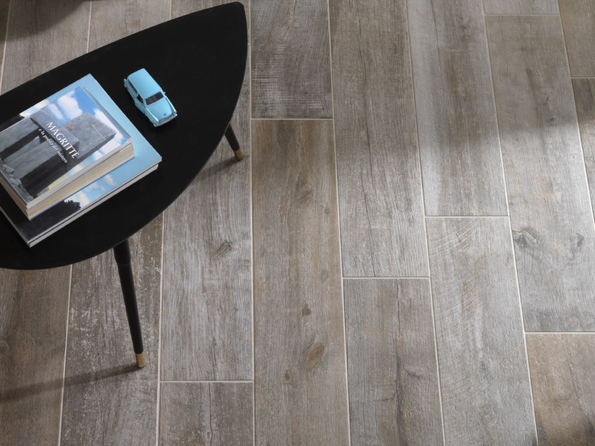 Full-body porcelain stoneware flooring with wood effect SUNRISE by LEA CERAMICHE