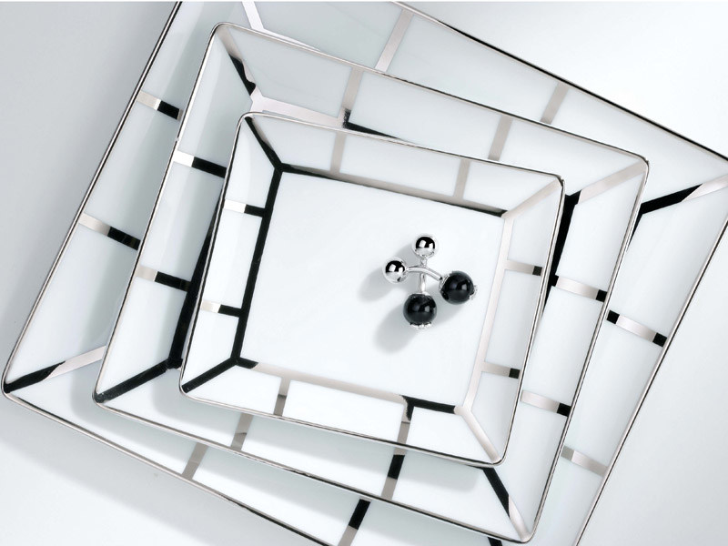 Ceramic jewel box ITHAQUE | Jewel box by INTERCONTACT