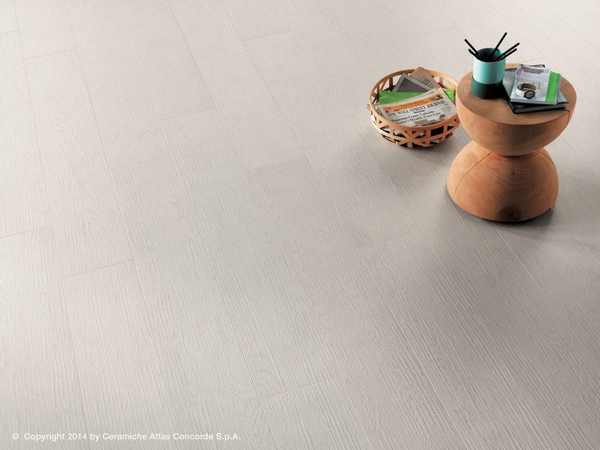 Porcelain stoneware flooring with wood effect BORD | Porcelain stoneware flooring by Atlas Concorde