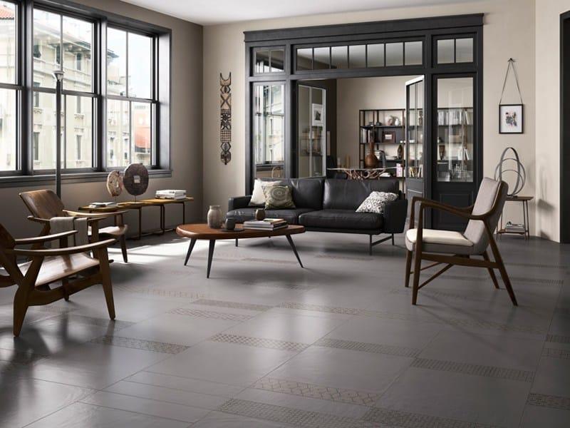 Glazed stoneware flooring LE TERRE by Ceramica d'Imola