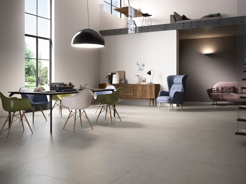 Porcelain stoneware flooring ARCHITECTURE by Ceramica d'Imola