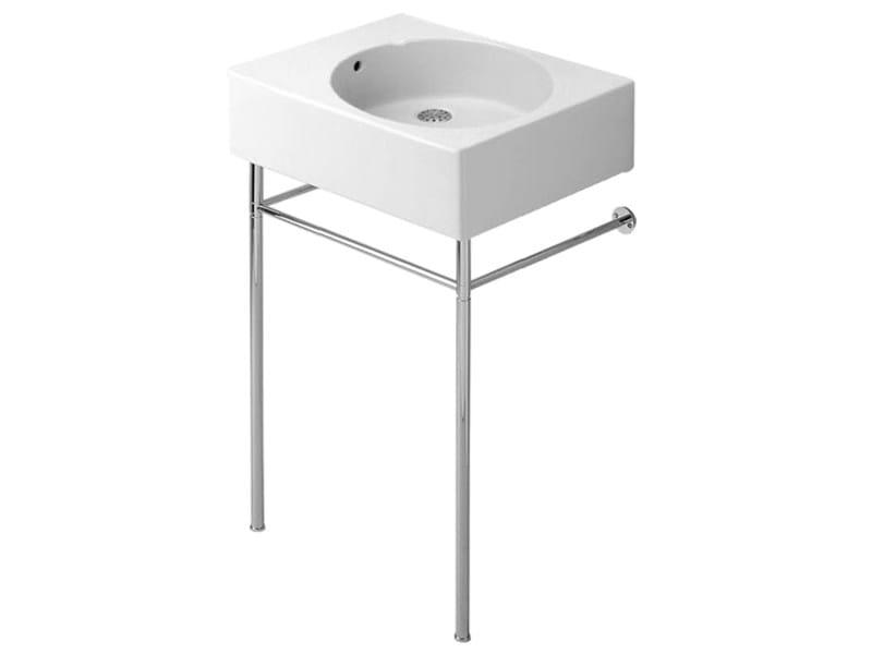 Console washbasin SCOLA | Console washbasin by Duravit