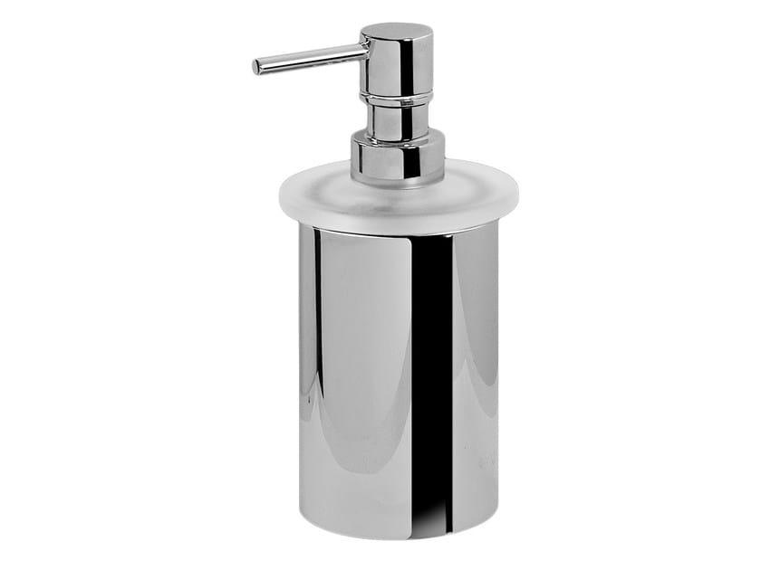 Metal liquid soap dispenser TRANQUILITY | Liquid soap dispenser by Graff Europe West