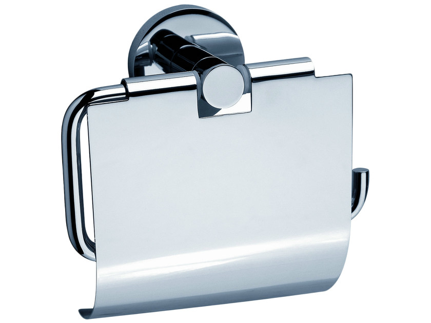 Steel toilet roll holder TRANQUILITY | Toilet roll holder by Graff Europe West