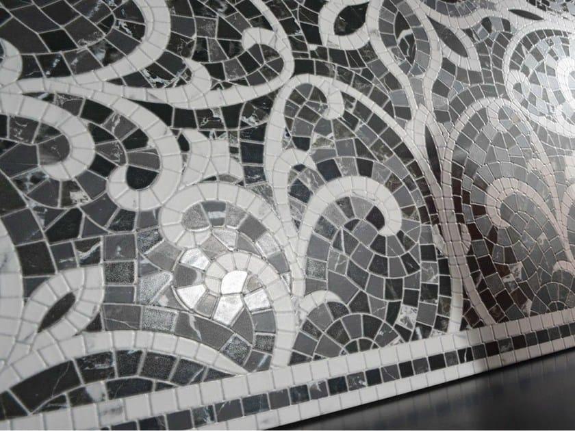 Glazed stoneware mosaic BISANZIO by FERRO SPAIN