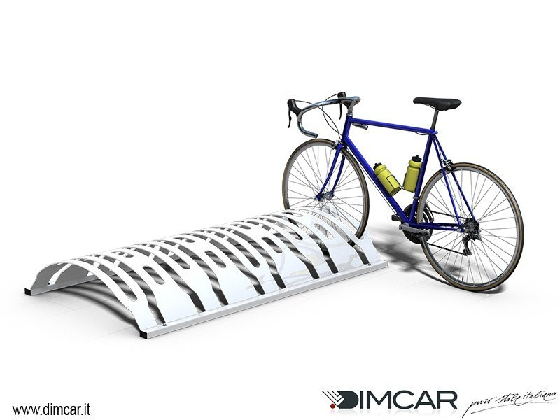 Metal Bicycle rack Portabici Flat by DIMCAR