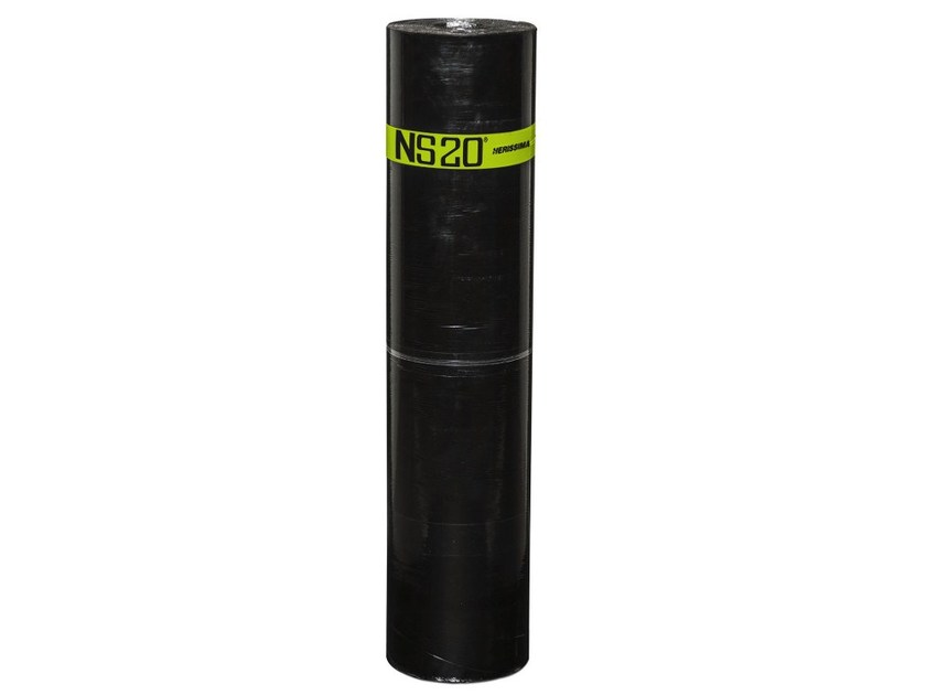 Prefabricated bituminous membrane NS20 by PREBIT