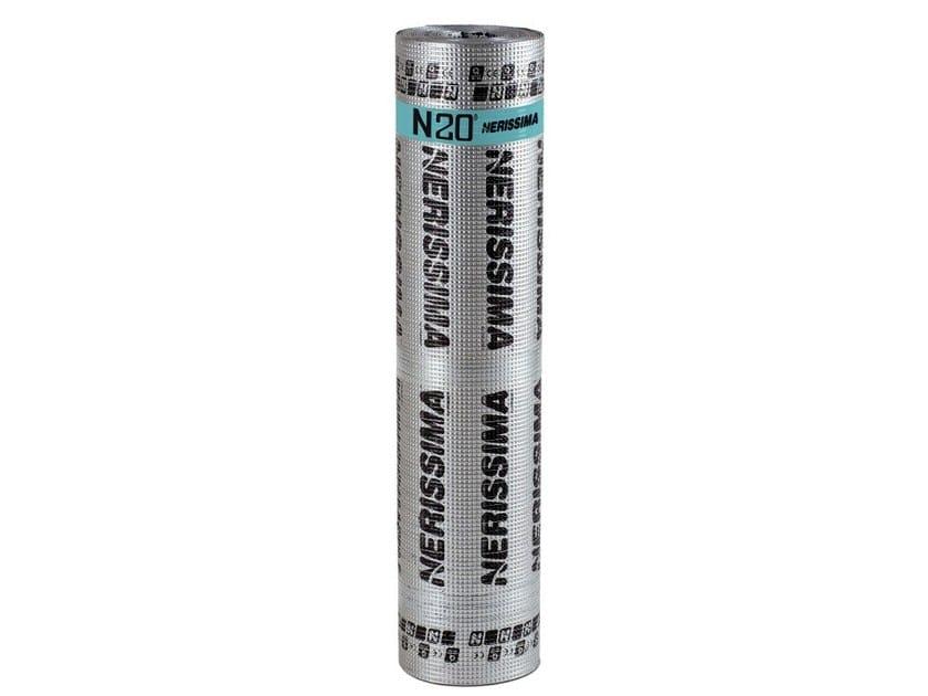 Prefabricated bituminous membrane N20 by PREBIT
