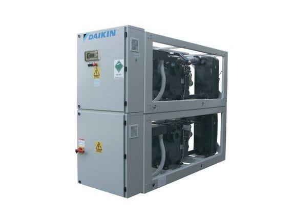 Heat pump / Water refrigeration unit EWWD-J   Water refrigeration unit by DAIKIN Air Conditioning
