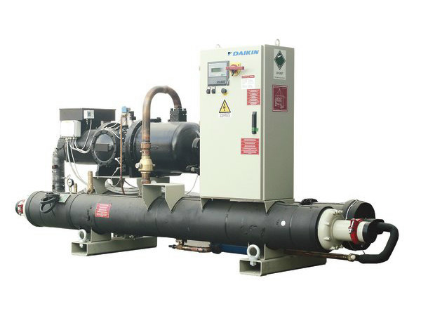 Heat pump / Water refrigeration unit EWWD-G | Water refrigeration unit by DAIKIN Air Conditioning