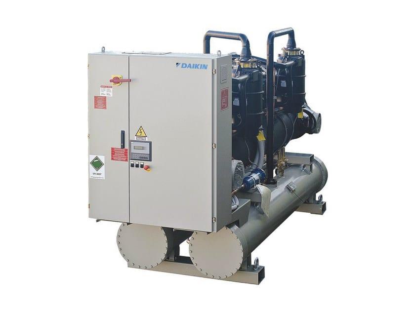 Heat pump / Water refrigeration unit EWW(L)D-I | Water refrigeration unit by DAIKIN Air Conditioning