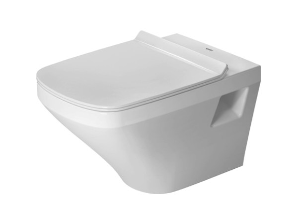 Wall-hung ceramic toilet DURASTYLE | Toilet by Duravit
