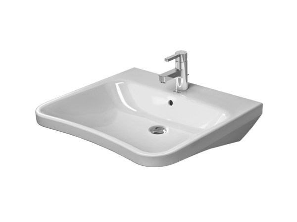 Ceramic washbasin for disabled DURASTYLE | Washbasin for disabled by Duravit