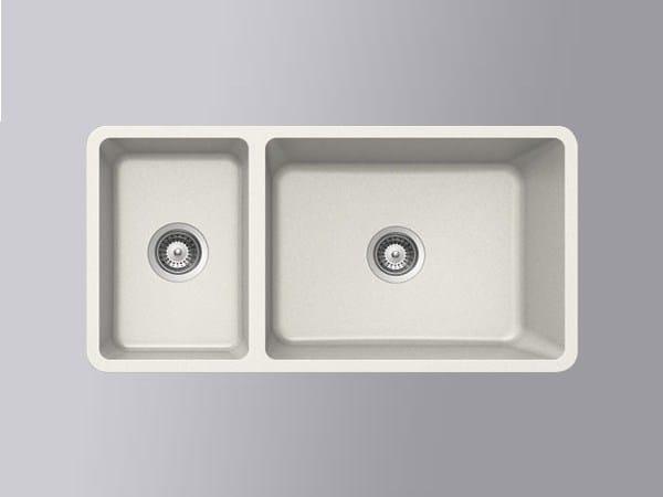 Built-in HI-MACS® sink CS824D | HI-MACS® sink by HI-MACS