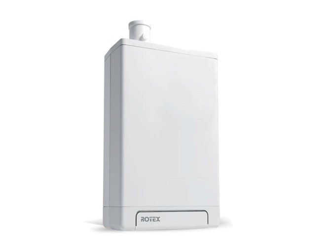 Wall-mounted condensation boiler ROTEX FULL CONDENS by DAIKIN Heating Systems