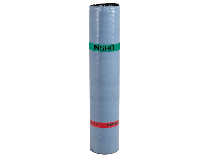 Prefabricated bituminous membrane NSAD by PREBIT