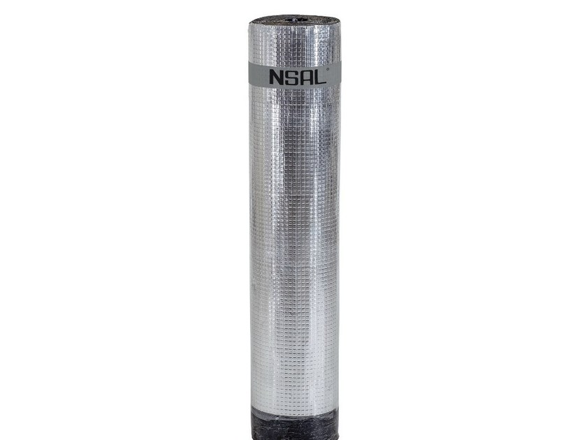 Prefabricated bituminous membrane NSAL by PREBIT