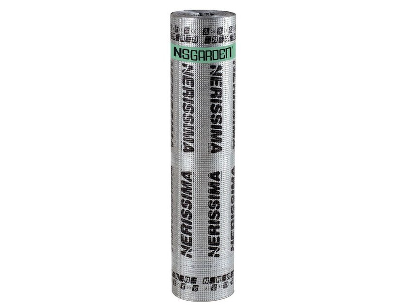 Prefabricated bituminous membrane NSGARDEN by PREBIT