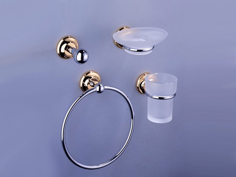 Set of bathroom accessories VENDOME | Accessory Set by INTERCONTACT