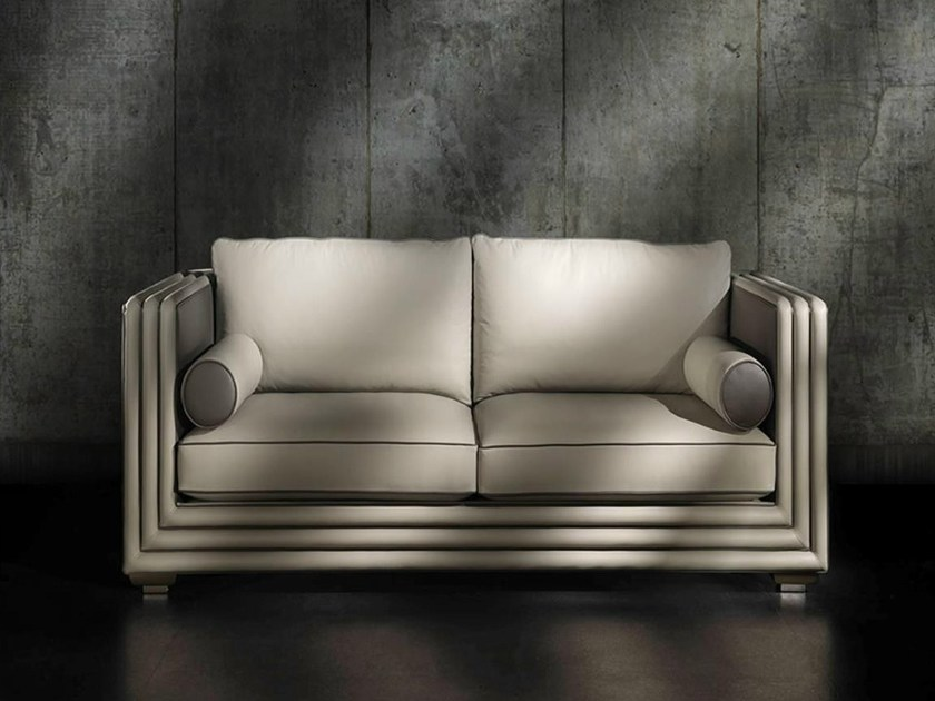 Sofa GALUCHAT | Sofa by HUGUES CHEVALIER