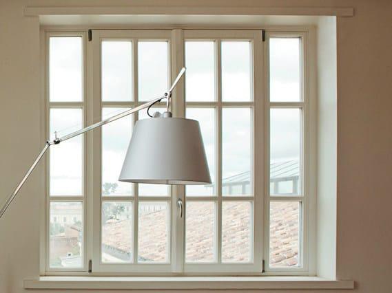 Casement window LEGNO ARTE | Window by De Carlo
