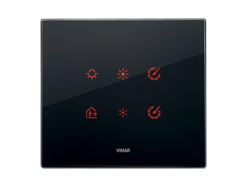Building automation system EIKON TACTIL by VIMAR
