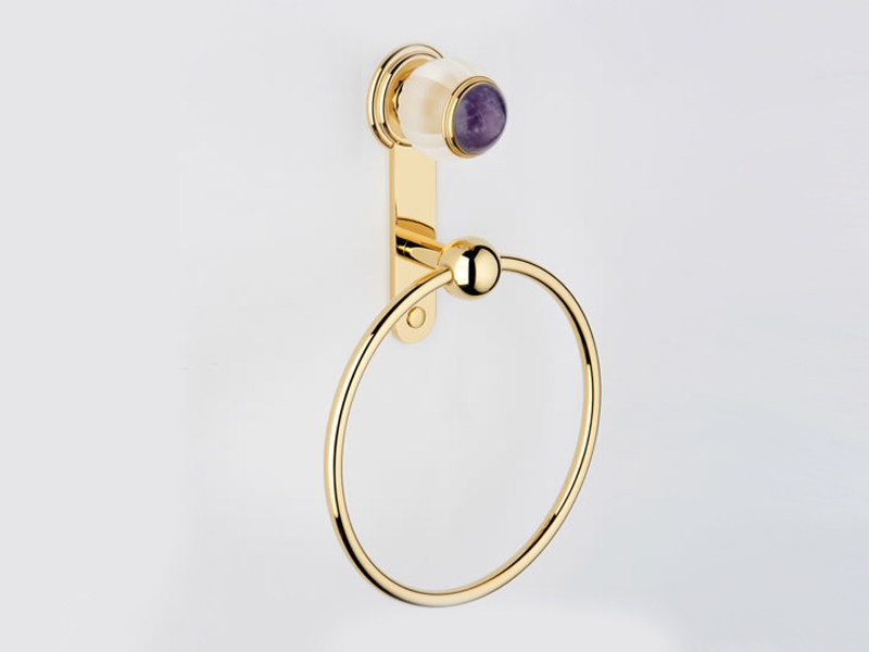 Towel ring VOGUE | Towel rack by INTERCONTACT