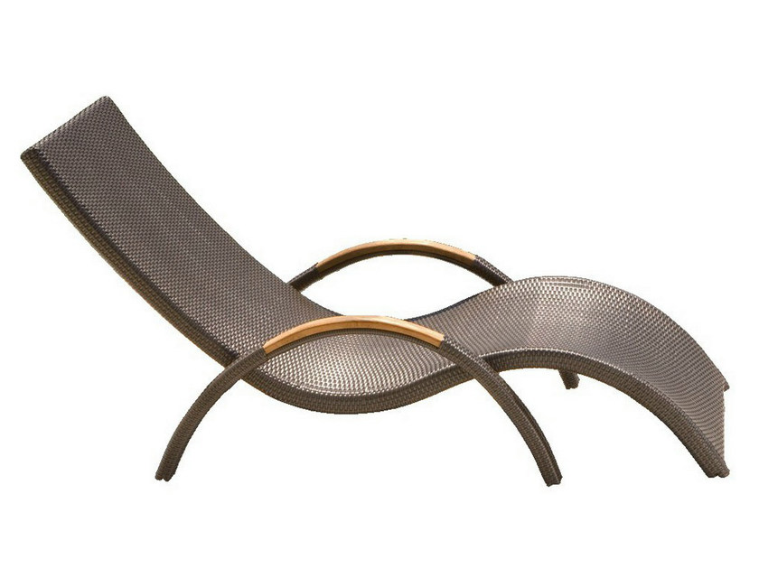 Rattan lounge chair ALASSIO | Lounge chair by Mediterraneo by GPB