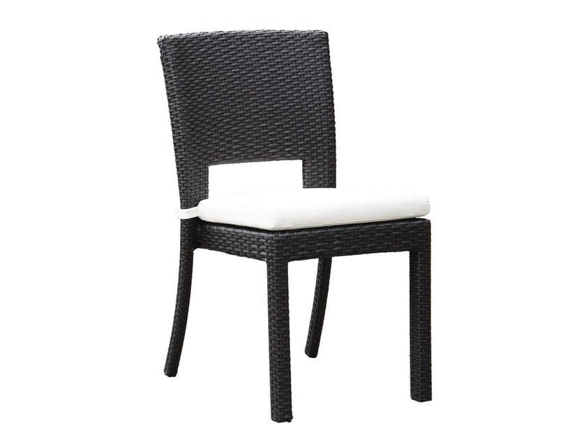 Stackable garden chair RODI | Garden chair by Mediterraneo by GPB
