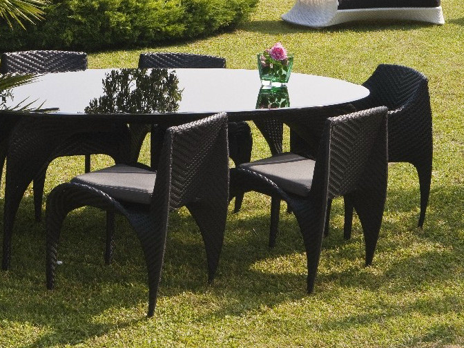 Garden chair NUVOLA | Chair by Mediterraneo by GPB