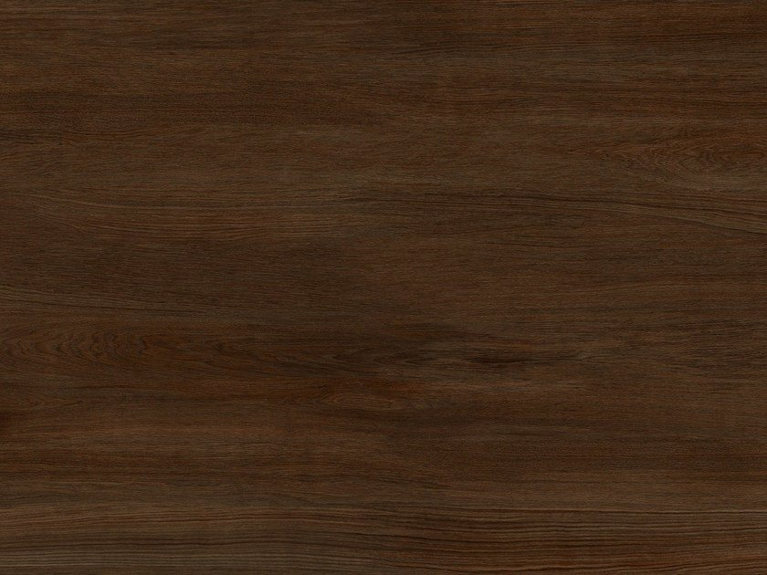 Ultra thin Techlam® wall/floor tiles with wood effect WOOD WALNUT by Levantina