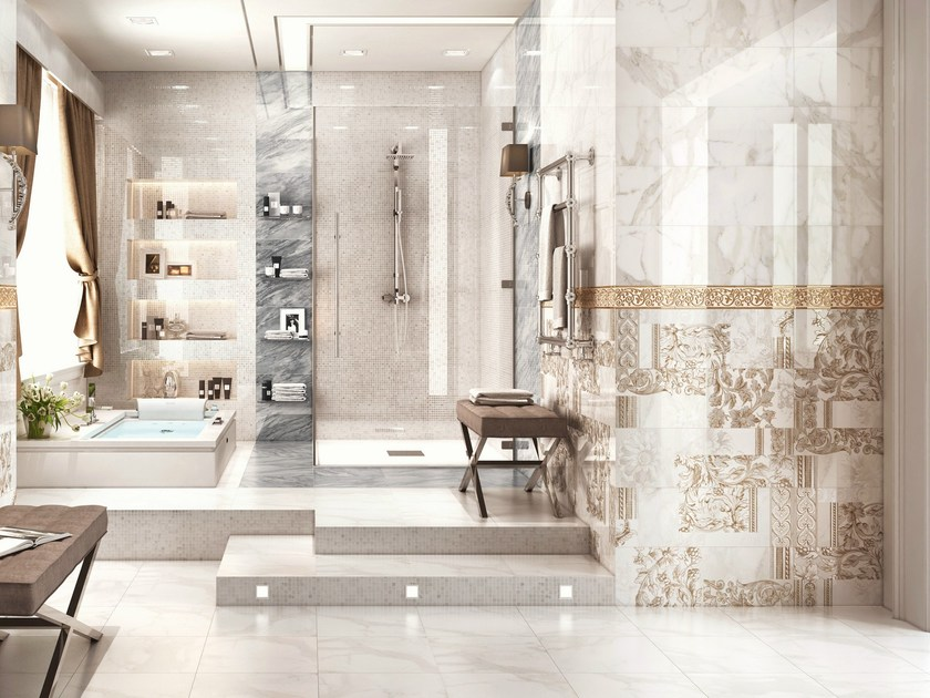 White-paste wall tiles INSPIRE by CERAMICA SANT'AGOSTINO