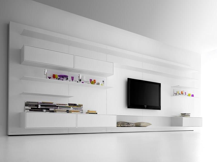 HI-MACS® - Design di mobili Elevenfive 08 - Design: Bruno Fattorini - Fabrication: MDF Italia - Photo Credits: Controluce Studio Fotografico