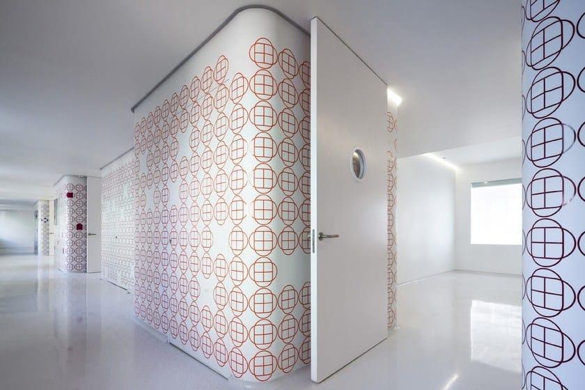 HI-MACS® - Sanità & Scuola Niño Jesús Hospital, Madrid - Design: Elisa Valero - Material: HI-MACS® Alpine White - Photograph: Fernando Alda