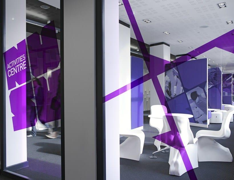 HI-MACS® - Sanità & Scuola Newcastle University – Design: FaulknerBrowns Architects – Fabrication: Multi-Surface Fabrications Ltd – Photo Credits: Cadzow Pelosi