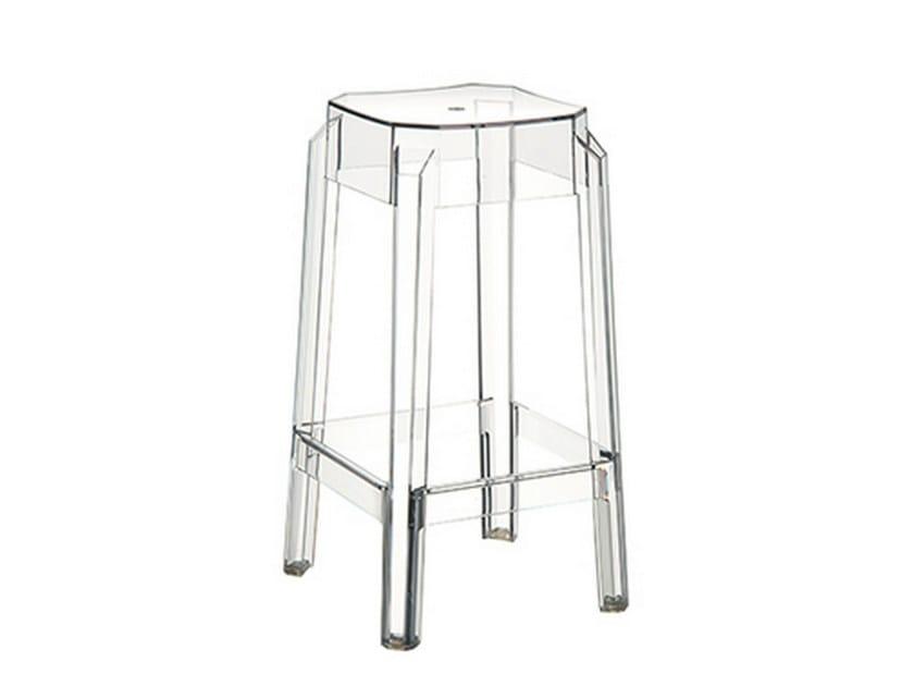 Stackable garden stool FOX by Mediterraneo by GPB