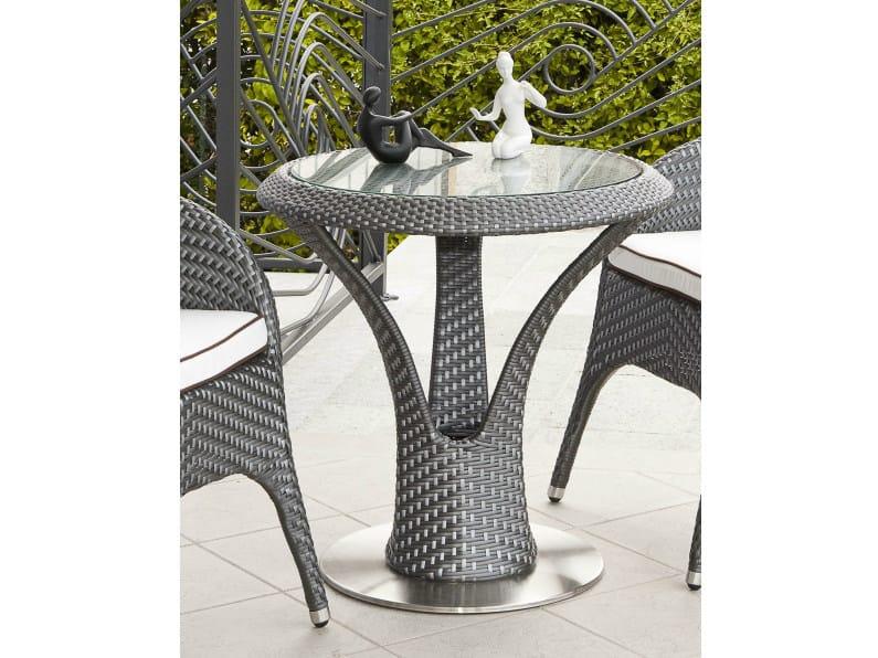 Round garden table SYMI | Garden table by Mediterraneo by GPB