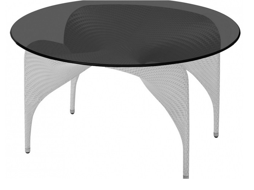 Round garden table NUVOLA | Round table by Mediterraneo by GPB