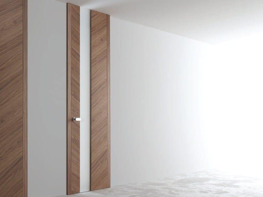 Hinged wooden door SIDNEY 30 by Ghizzi & Benatti