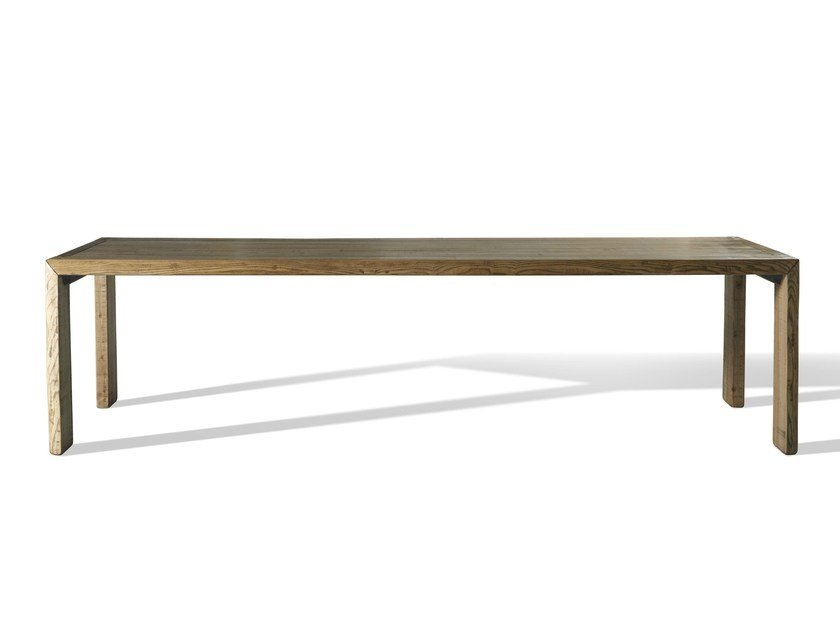 Table bureau en frêne one by l ottocento