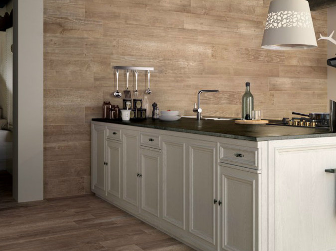 Porcelain stoneware wall tiles / flooring SOUL BEIGE by CERAMICHE KEOPE