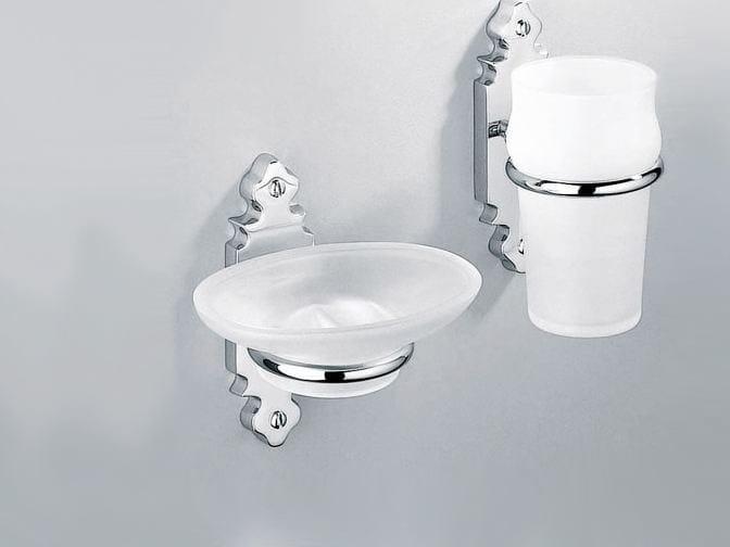 Wall-mounted soap dish 1900 | Soap dish by INTERCONTACT