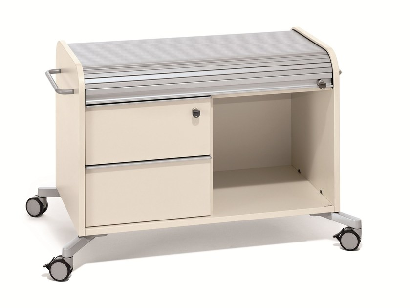 Modular office drawer unit with casters K2 Caddy by BENE