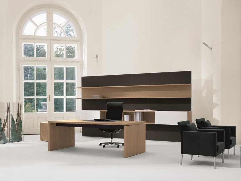 Executive desk P2_Group Executive Office by BENE