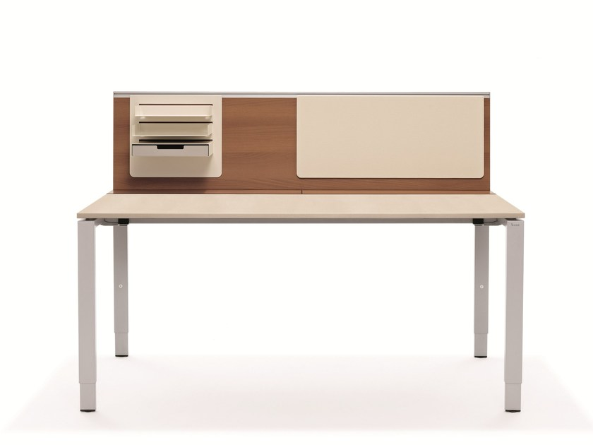 Office workstation T-Workstation by BENE